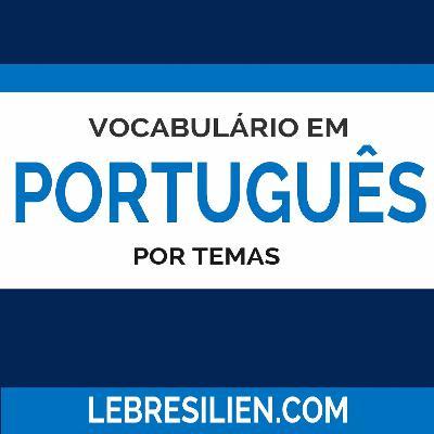 Vocabulaire En Portugais - Outils