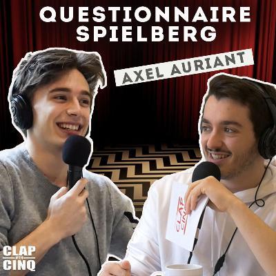 AXEL AURIANT - Questionnaire Spielberg (Skam France, Slalom)