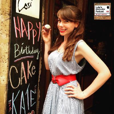 689. Baking Cakes, Telling Jokes & Speaking Chinese with Kate Billington