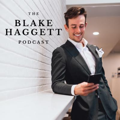 Pursuing your true Passions with Robert Clark | The Blake Haggett Podcast 002