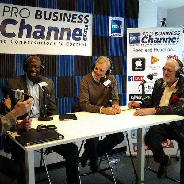 Effective communication skills with Daryl Fletcher and Will Hall of HIPnation talks economical healthcare delivery on Georgia Business Radio