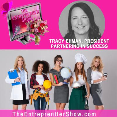 Meet Tracey Ehman, President Partnering in Success