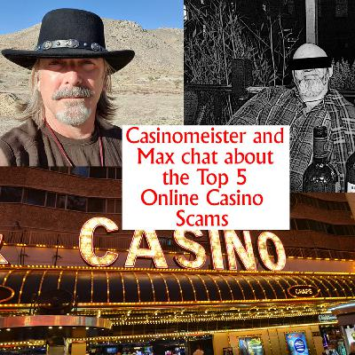 Top 5 Online Casino Scams - Casinomeister's Podcast