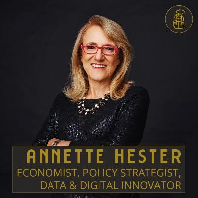 Data visualisation with Annette Hester (#20)