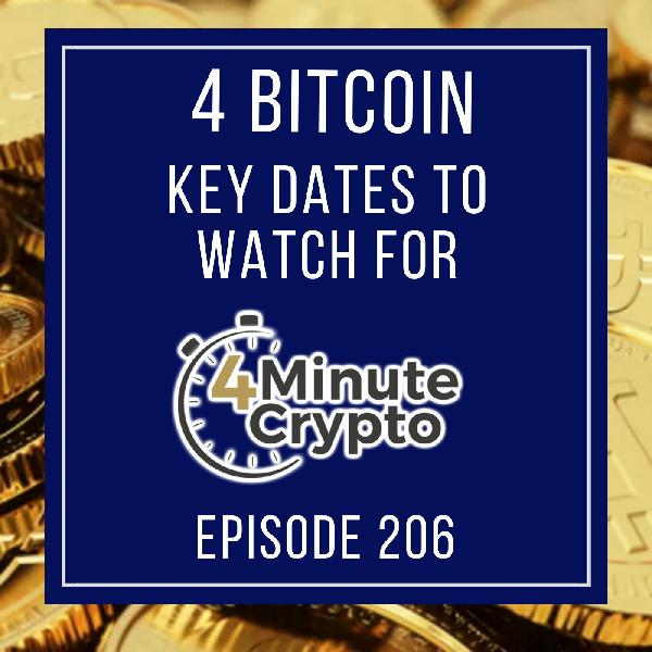 4 Key Bitcoin Dates to Watch For in 2019