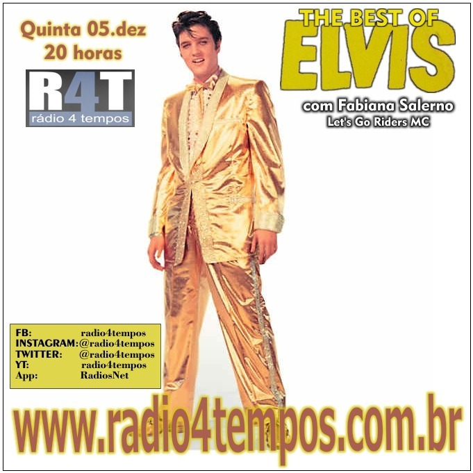 Rádio 4 Tempos - The Best of Elvis 92:Rádio 4 Tempos