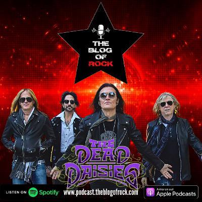 DOUG ALDRICH (THE DEAD DAISIES) (Kalifornien) - Special: AMERICAN ROADTRIP