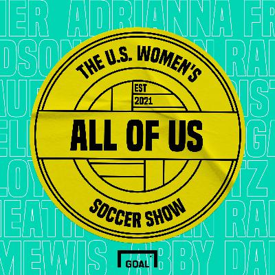 Hope Solo joins us to reflect on the USWNT's Olympics and the pathway to the next World Cup