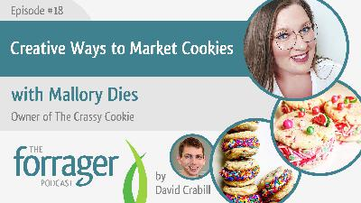 Creative Ways to Market Cookies with Mallory Dies
