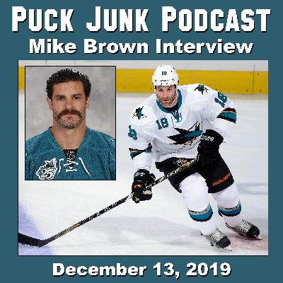 Mike Brown Interview   #36   12/13/2019