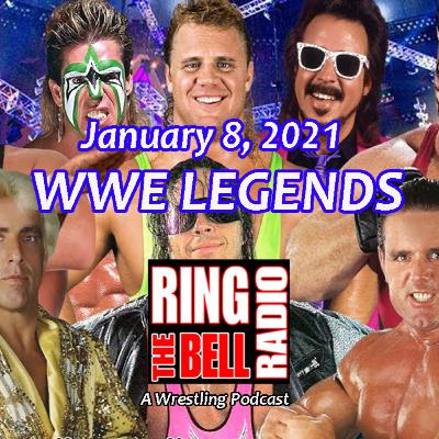 WWE Legends - 1/8/21