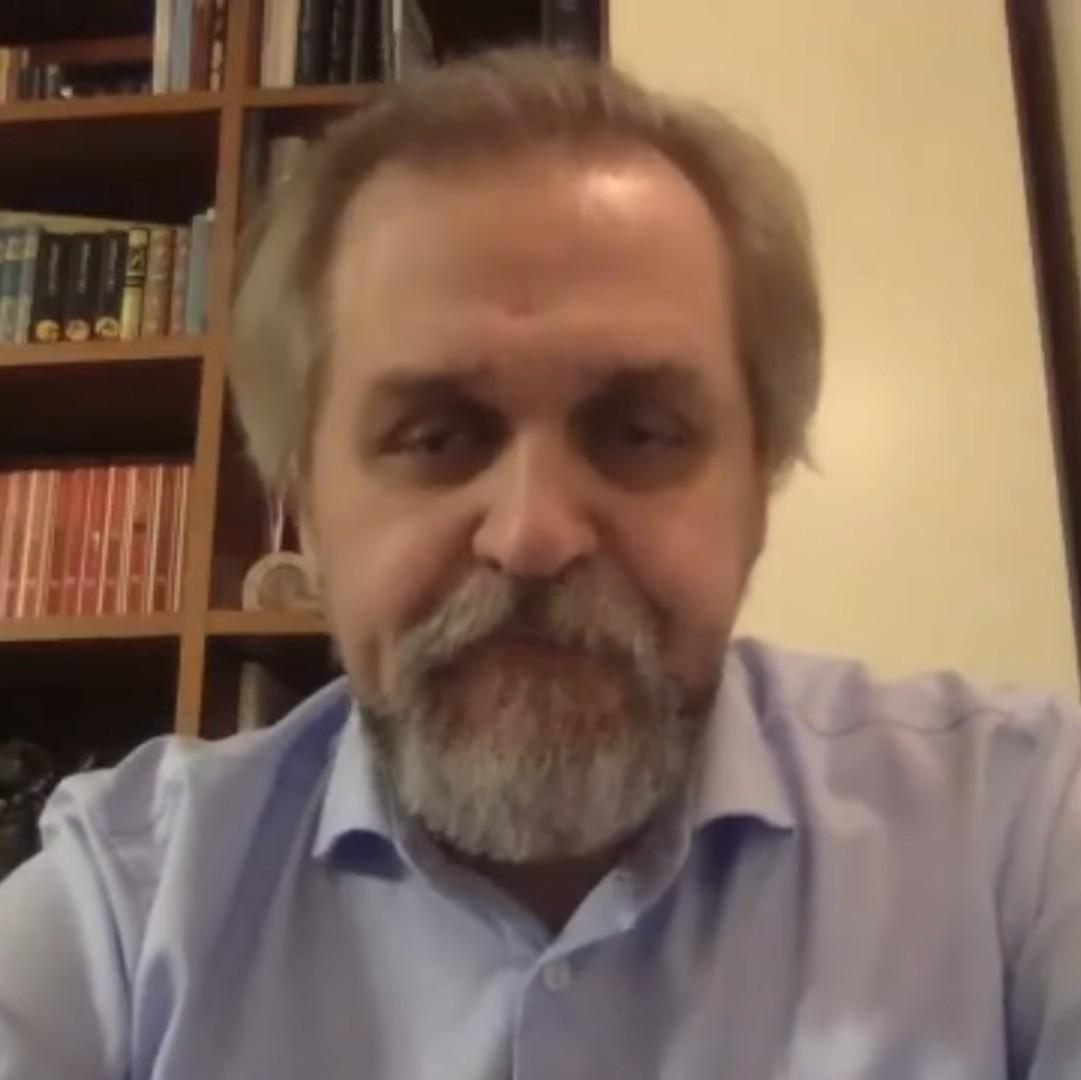 """2020-11-19 Макаров Р. """"Психическое здоровье нации. Манипуляция сознанием"""""""