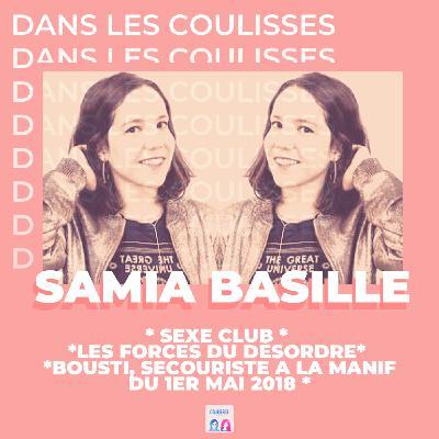 Dans les coulisses des podcasts de Samia Basille