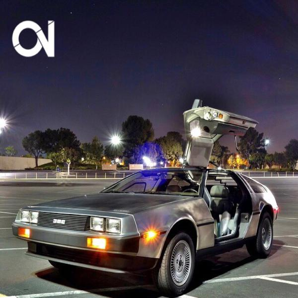 Subid a mi Delorean