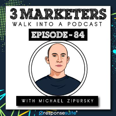 084: The Secret To Selling 6 Figure Programmes [Michael Zipursky]