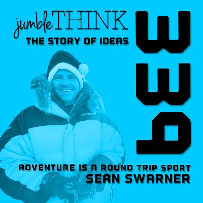 Adventure is a Round Trip Sport with Sean Swarner