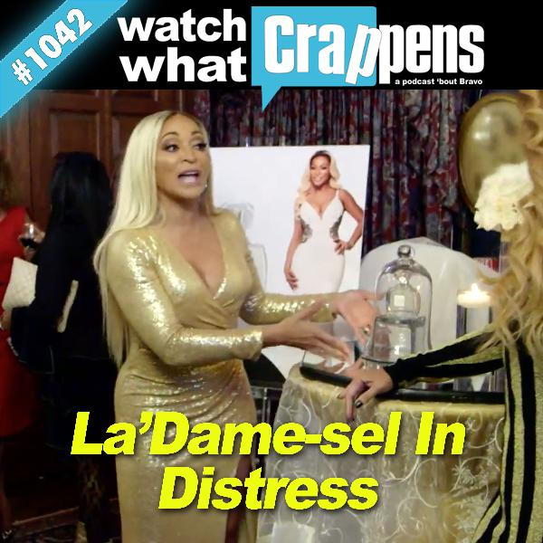 RHOP: La'Dame-sel in Distress
