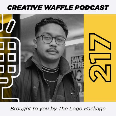 Illustrations, Arsenal and Prints with Daryl Rainbow - Ep. 217 Creative Waffle