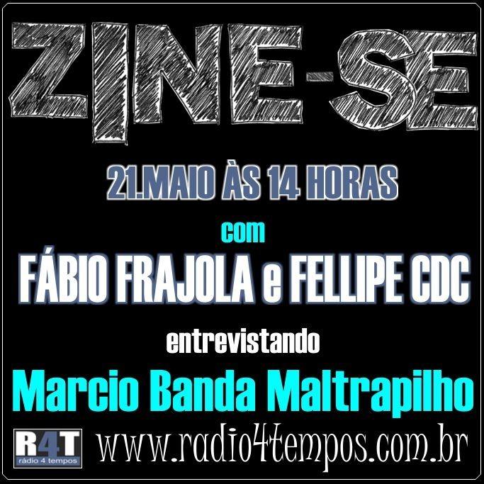 Rádio 4 Tempos - Zine-se 05