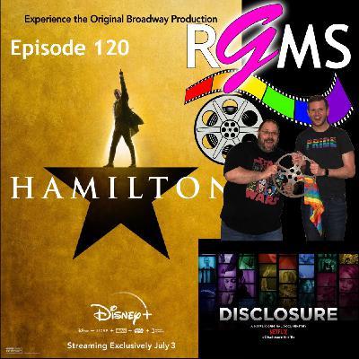RGMS EP 120: Hamilton / Disclosure