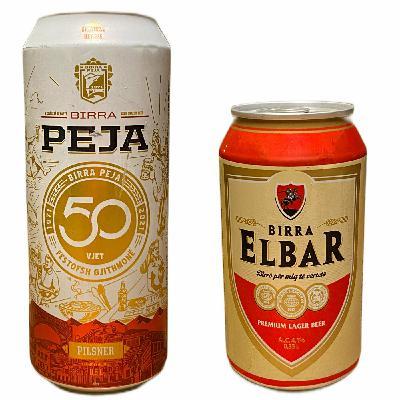 Albanien und sein Bier