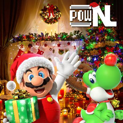 Nintendo POWdcast #99 – Especial de Natal: 2019 deu Game Over! Continue em 2020?
