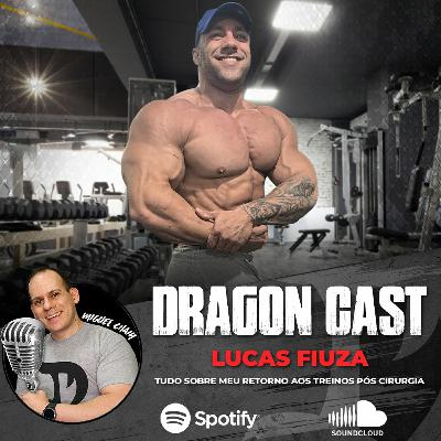 Lucas Fiuza - Tudo sobre meu retorno aos treinos pós cirurgia