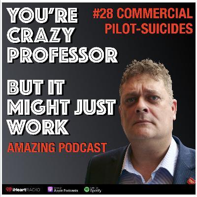 Commercial Pilot Murder-Suicides