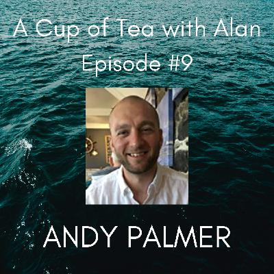 Episode #9 - Andy Palmer