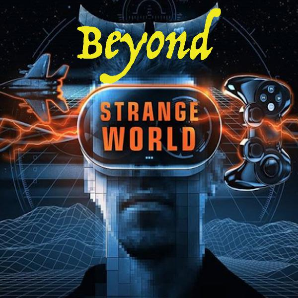 Beyond Strange World - Game Over