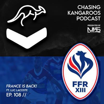 Ep #108 | France is back!