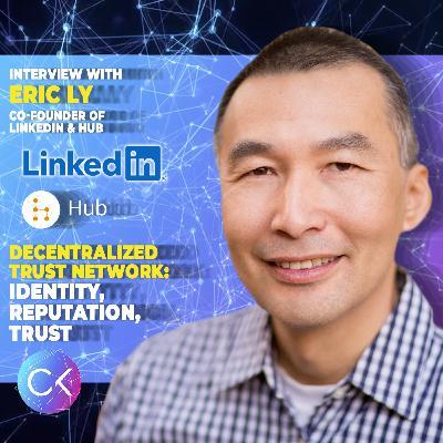 🥳Decentralized Trust Network: Identity, Reputation, Trust (w Eric Ly & Constantin Kogan)