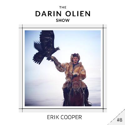 #8 Erik Cooper on Learning to Adapt by Throwing Yourself Into the Unknown