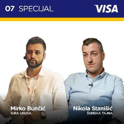 Pojačalo Visa Specijal 7: Kako se izboriti za pažnju novim proizvodom na tržištu