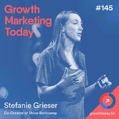 How to Use Speaking Opportunities to Grow Your Business with Stefanie Grieser (GMT145)