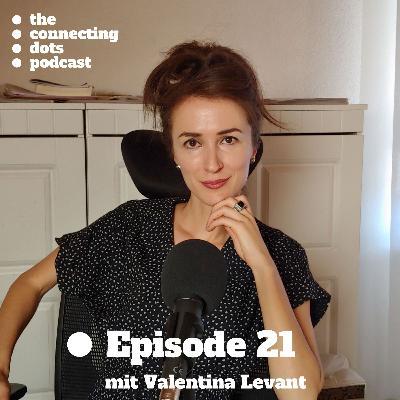 #21: Valentina Levant über Buddhismus & Schamanismus für High Performer