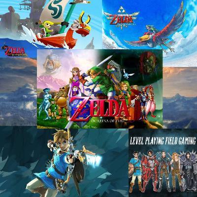 Celebrating The Legend of Zelda