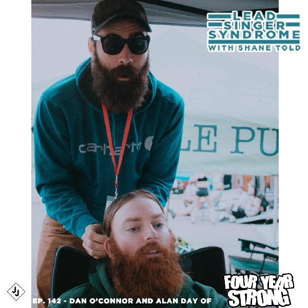 Episode 143 - Four Year Strong (Alan Day and Dan O'Connor)