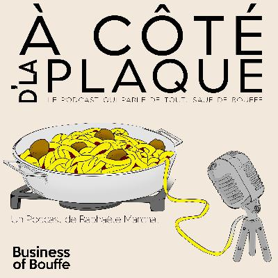 À Côté D'La Plaque #4 | Delphine Plisson – La Maison Plisson | Chef d'entreprise, grande gueule, excellente vivante