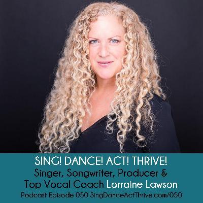 Lorraine Lawson, Top Vocal Coach, Singer, Songwriter, Producer