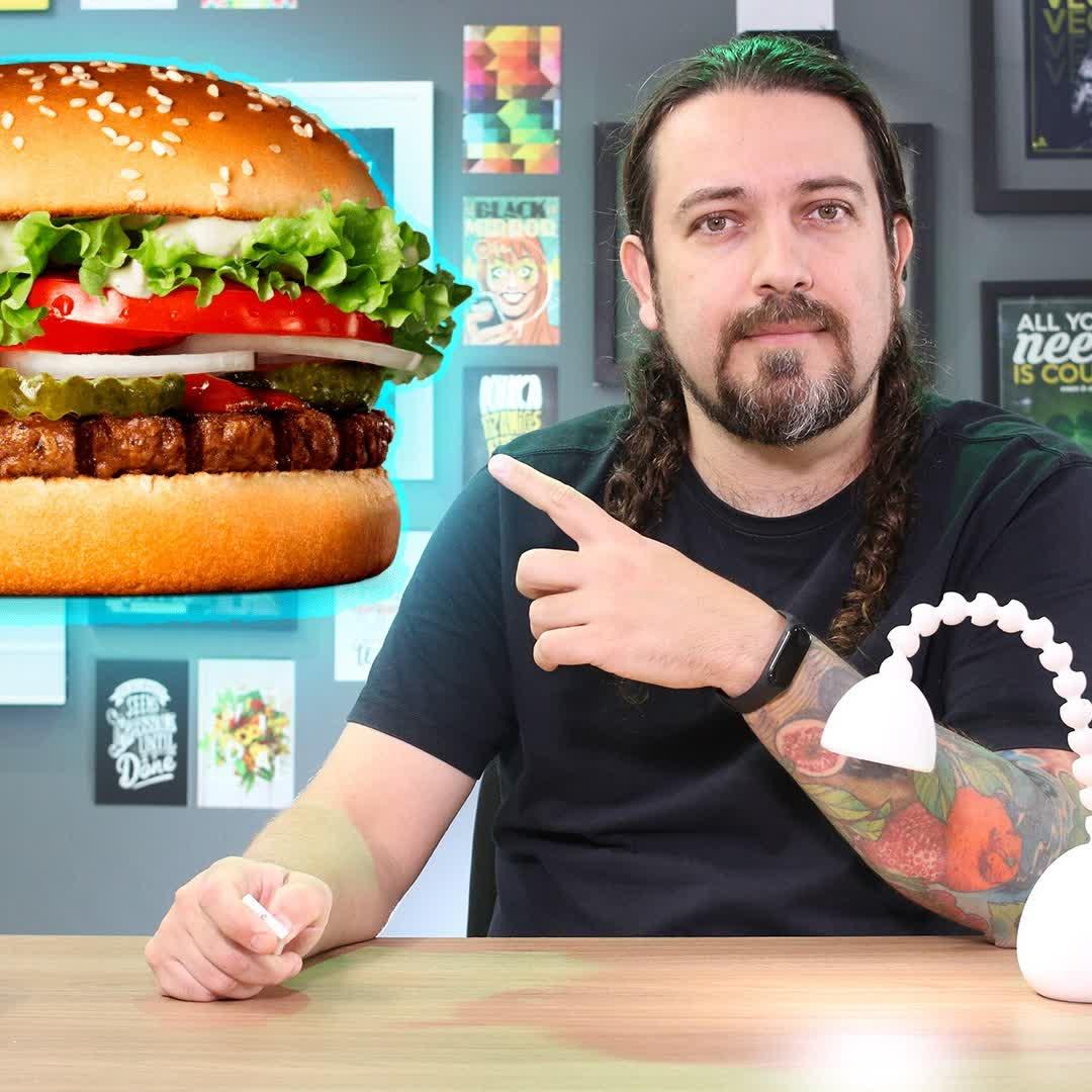 Burger King Brasil distribui 575 mil hambúrgueres vegetais de graça