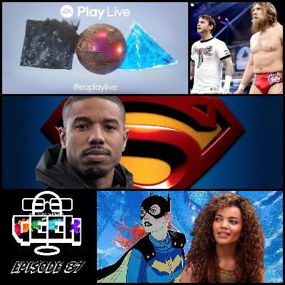 Episode 87 (Leslie Grace, Michael B. Jordan, EA Play Live 2021, and more)