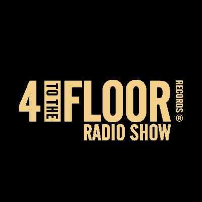 4 To The Floor Radio Show Ep 1 presented by Seamus Haji