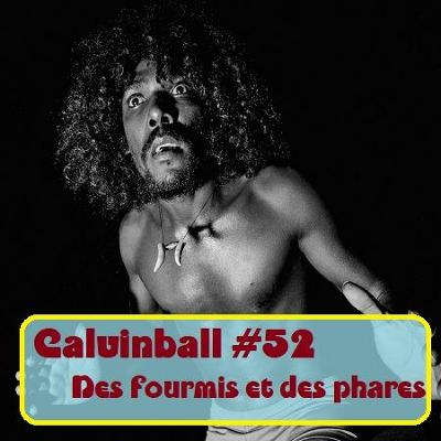 Calvinball #51 - Des fourmis et des phares