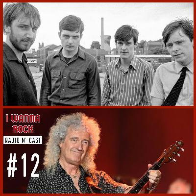 I Wanna Rock #12- Joy Division homenageado por time de futebol e Brian May enfrentando problemas de saúde.