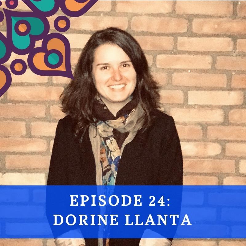 Episode 24 - Dorine Llanta