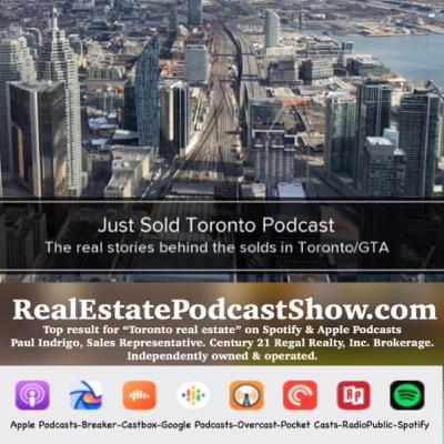 Episode 281: Just Sold Toronto Podcast. Week of May 22-29, 2020.