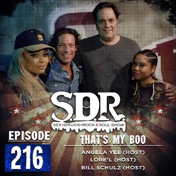 Angela Yee, Lore'l & Bill Schulz (Hosts) - That's My Boo