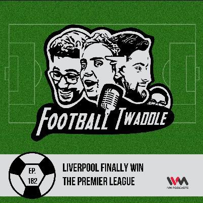 Liverpool finally win the Premier League