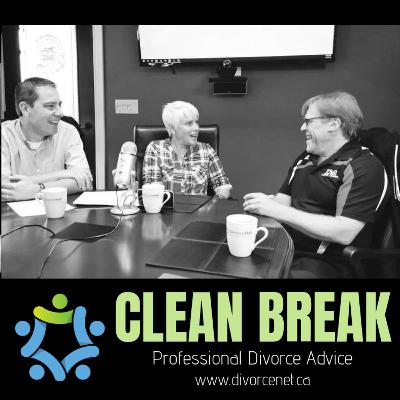 Episode 33 - Taking a lower income job, I'll making you sell the house, and I want a Mediator and you want a lawyer!